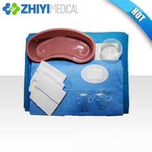disposable surgical ophthalmology pack